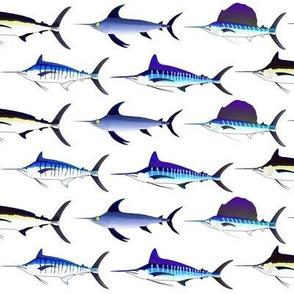 5 billfish