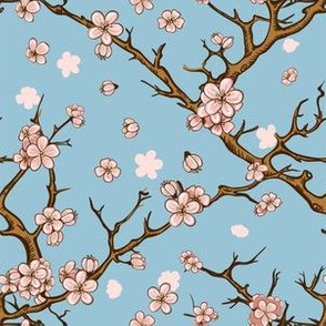 Cherry Blossom Trellis
