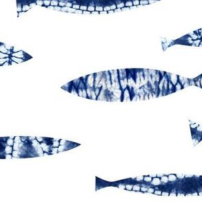 Shibori Fish