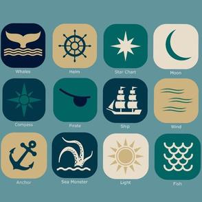 Nautical apps