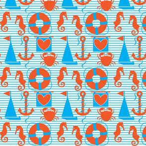 Crabby Days Small Print