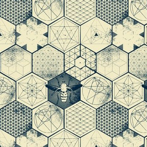 The Honeycomb Conjecture-reversed-small