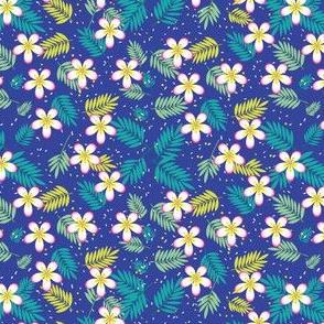Hawaiian Flowers Aloha Pattern