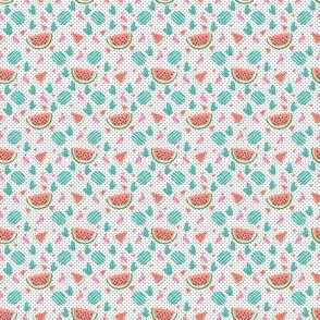 It's Summer time! Watermelon Pattern