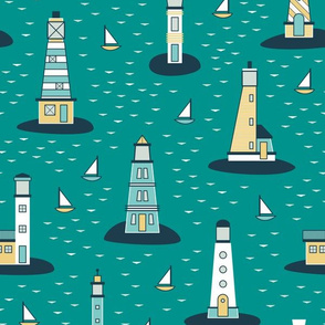 Lighthouses (Maritime)