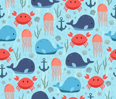 Nautical Creatures