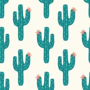 cactus climb // green