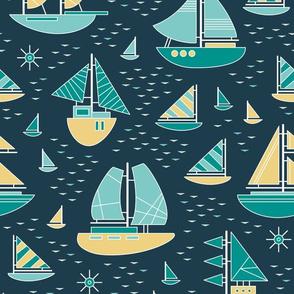 Set Sail (Maritime)
