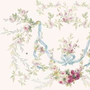 Rococo Roses vanilla
