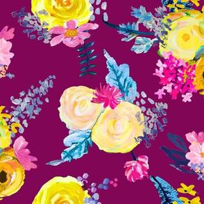 Fleurs d'été // Mulberry