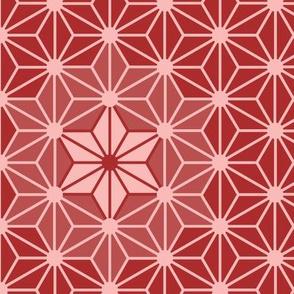 Japanese style geometric