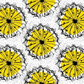 Dandelion-swatch