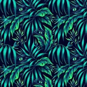 Jurassic Jungle - Emerald Green - SMALL