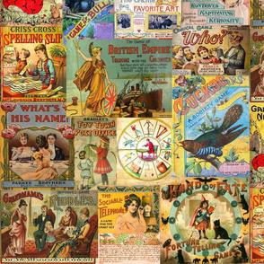 Games, 1890/Multi