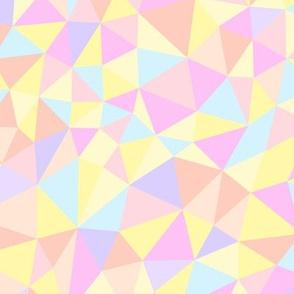 unicorn mosaic
