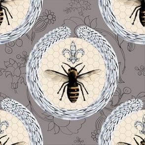 Diamonds and Bees