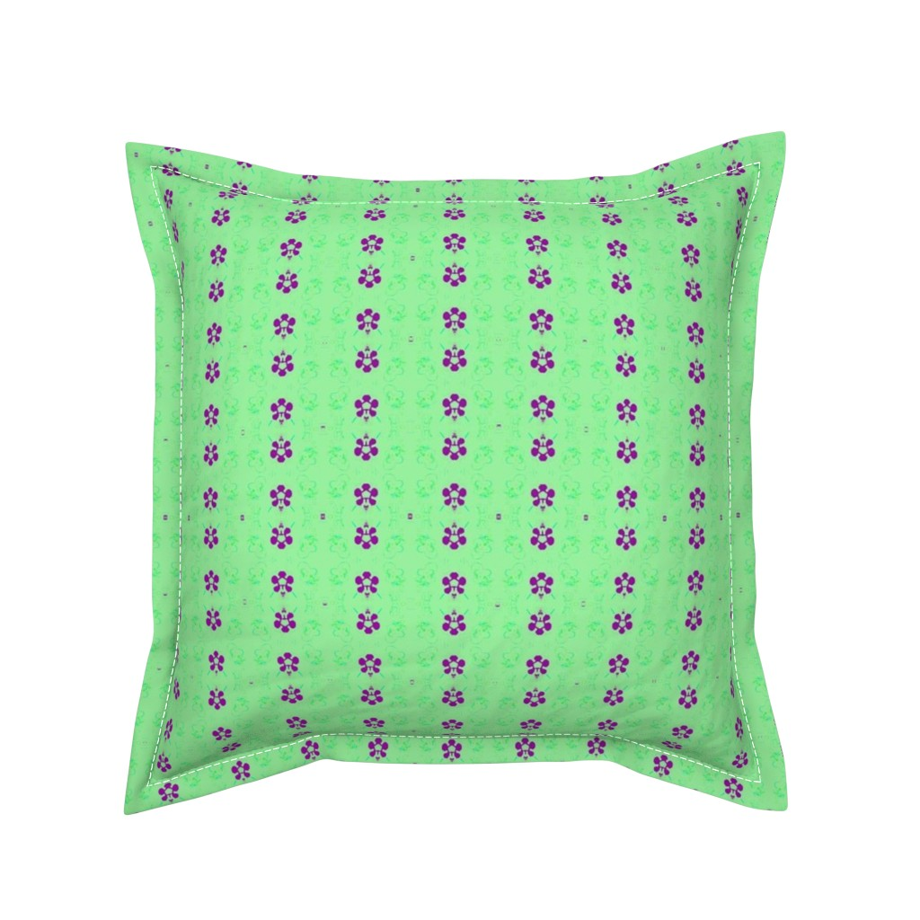 Serama Throw Pillow featuring NeonSion 19 by colortherapeutics