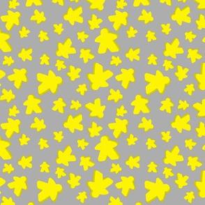Yellow meeple toss