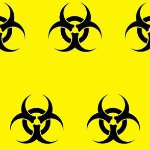 Yellow Biohazard