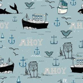 nautical cruise