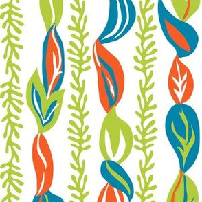 Leafy Curtains