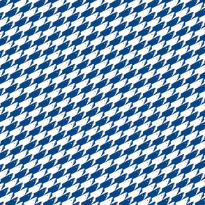 Baby Sharkstooth Sharks Pattern Repeat in White and Blue
