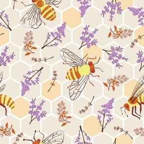 Pollinator Bee