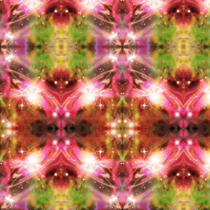 Galactic Hibiscus
