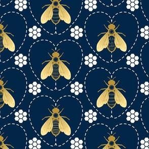 Honey Bee Dance