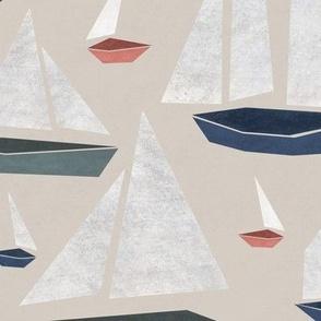 Geometric Boats