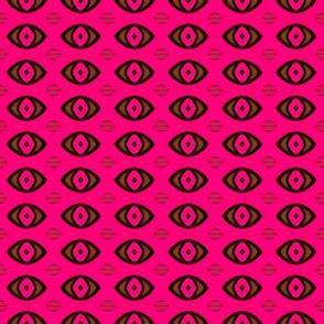 pink cat eyes repeat