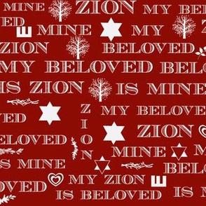 My Beloved Zion - Leila