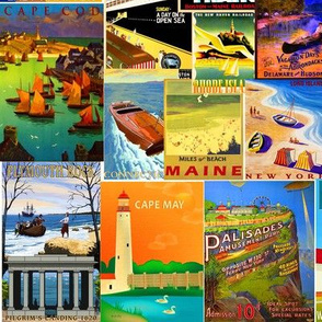 Travel Posters/WPA