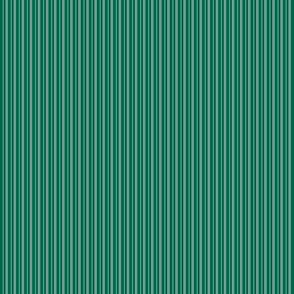 Tie Stripes Light Grey On Bottle Green 1:6