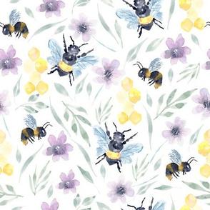 Bee Pollinators