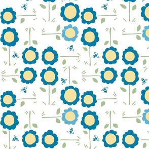 flowersandbeestogether