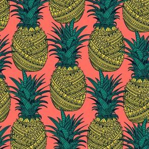 pineapple wrap & repeat