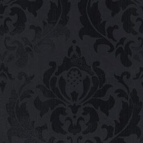 damask noir grand