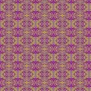 Interlock Lilac Circles