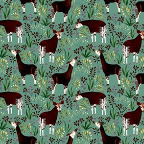 Okapi Animalier (small scale)
