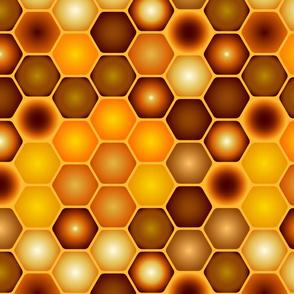 Golden Honeycombs