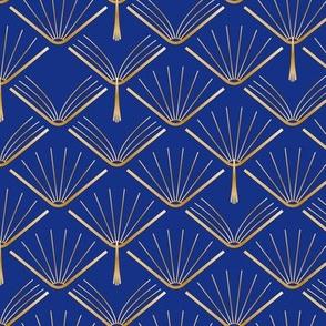Books Art Deco-Cobalt-01