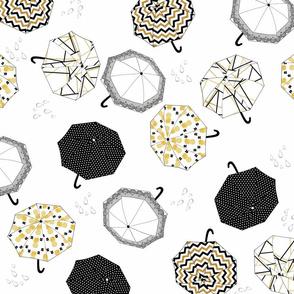 Classy Umbrellas