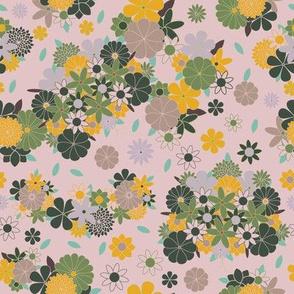 Flowers Abound 5sp