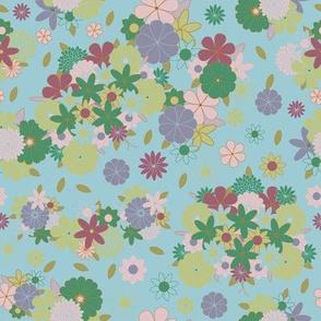 Flowers Abound 7sp