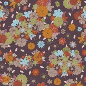 Flowers Abound 19sp