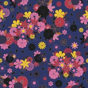 Flowers Abound 32sp