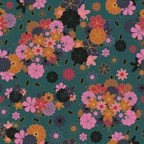 Flowers Abound 38sp