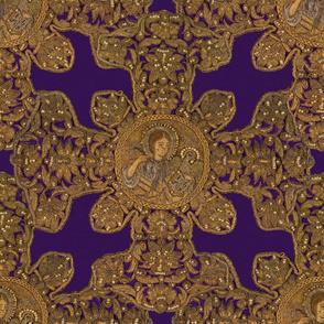 Russian Icon ~ Royal Purple