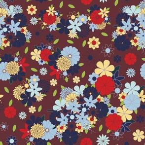 Flowers Abound 110sp